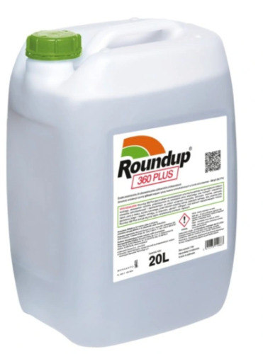 ROUNDUP 20L 360 CONCENTRATE PLUS  ROUNDAP WEEDKILLER PRO  EXTENDED CONTROL <br/> ROUNDUP WEEDKILLER PRO 20L 360