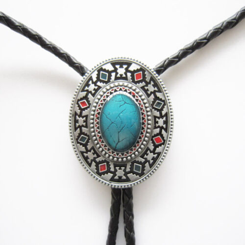 BRAND NEW AZTEC INDIAN RODEO WESTERN COWBOY BOLO TIE