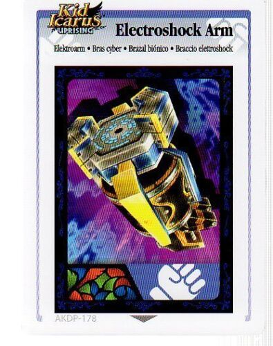 kid Icarus Uprising Ar Cards promo pack 1 10 packs new and sealed £25.00 Rare