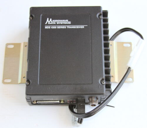 Microwave Data Systems MDS 4300 UHF Data Modem Transceiver