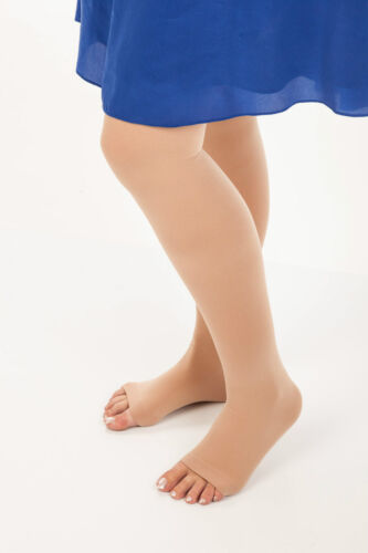 Waist High Pantyhose Compression Support Stockings By JINNI MD Australia