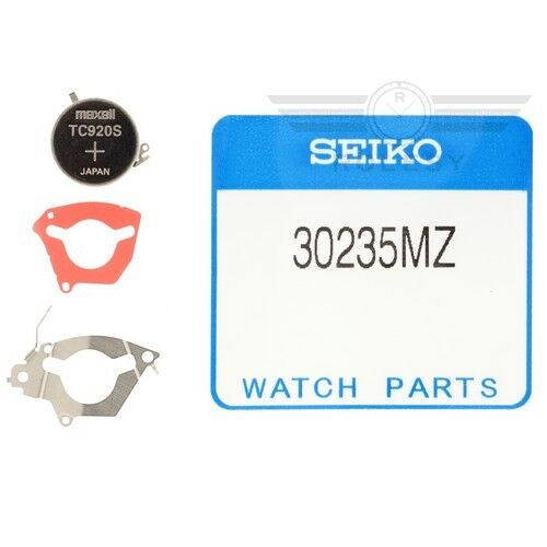 Seiko 3023 5MZ Kinetic Watch Capacitor Battery 5M42 5M43 5M45 5M62 5M63 5M65