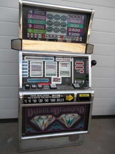 Earthquake slot machine