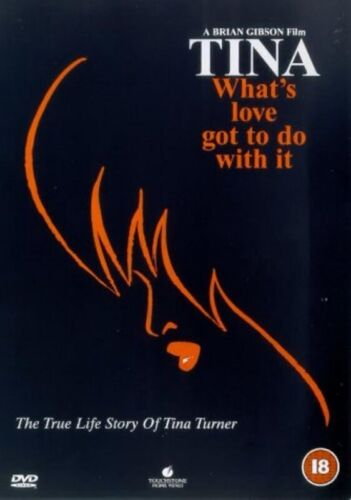 Tina - Whats Love Got to Do With It (Tina Turner) New DVD What's Reg 4