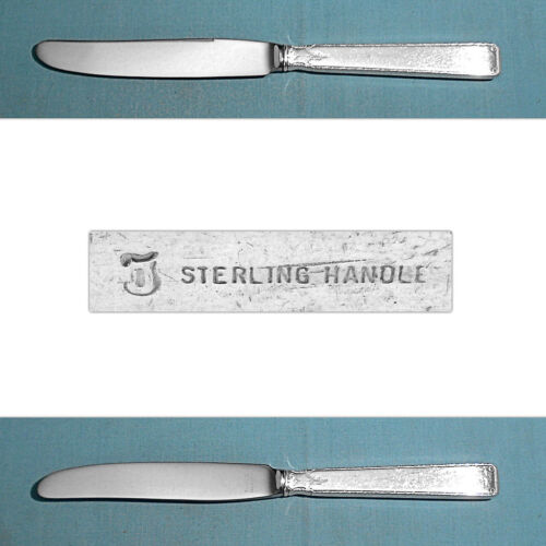 "TOWLE STERLING 8 3/4"" NEW FRENCH HOLLOW KNIFE(S) ~ OLD LACE ~ NO MONO"
