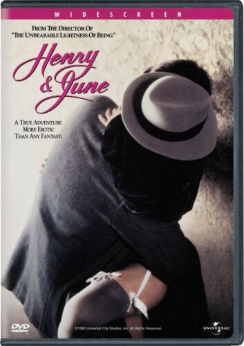 Henry And June (Fred Ward, Uma Thurman) New DVD Region 4