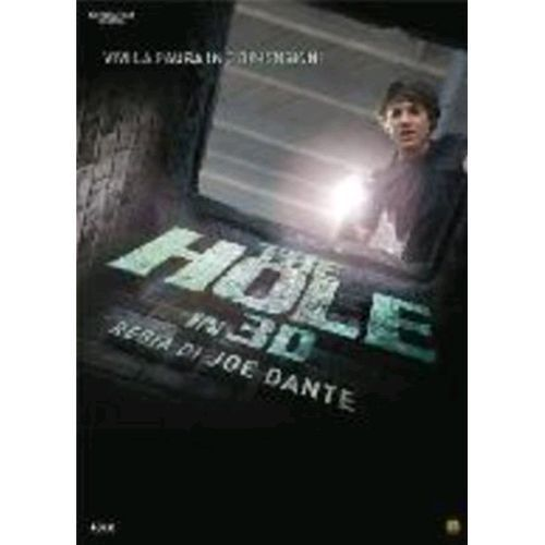 DvD THE HOLE *** Versione 3D ***  ......NUOVO