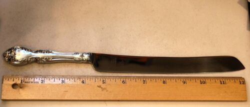 GORHAM MELROSE WEDDING CAKE KNIFE- NEW