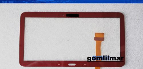 """DIGITIZER TOUCH SCREEN FOR SAMSUNG GALAXY TAB 3 10.1"""" GT-P5210 P5210 RED +tools"""
