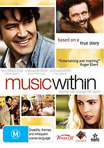 Music Within DVD 100% Brand New