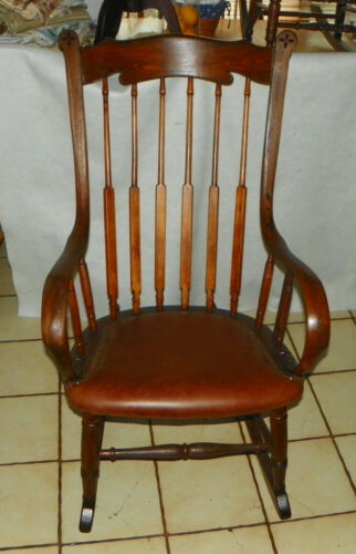 Bent Rocking Chair Antiques Us