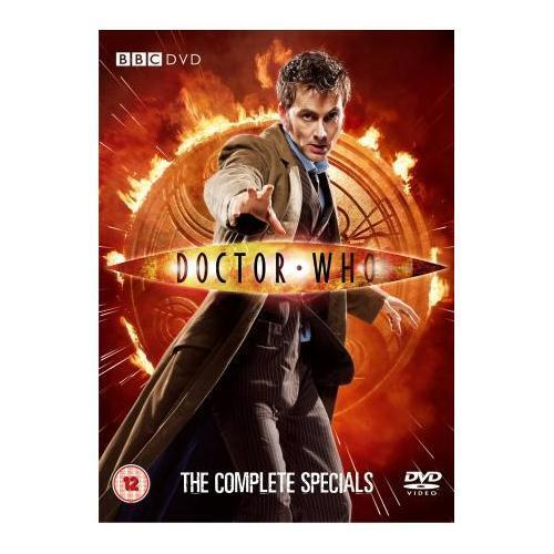 Doctor Who The Complete Specials New 5xDVD Region 4