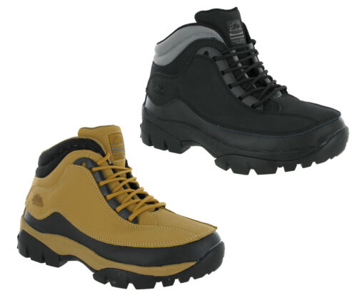Groundwork Lightweight Steel Toe Cap Safety Mens Work Ankle Boots UK7-12