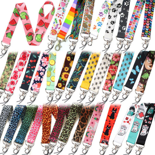 LANYARD / New Accessory Badge ID Card Holder Key Phone Travel Strap Party Gift
