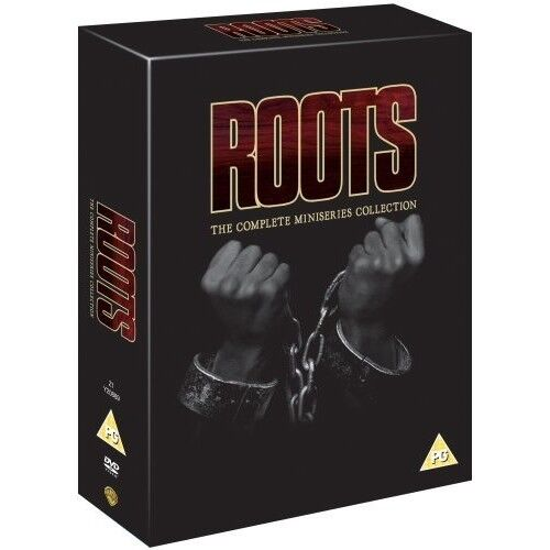 Roots Complete Mini Series Box Set Collection Region 2 New 9xDVD