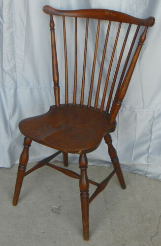 Antique Oak Windsor Chair