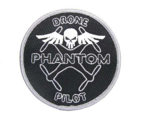 DJI Phantom Drone Pilot Quad Copter RC Inspire Jacket Back Pack Military PatchOther Militaria - 135