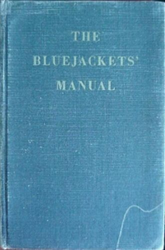 1950 NAVY BLUEJACKETS' MANUALPrice Guides & Publications - 171192