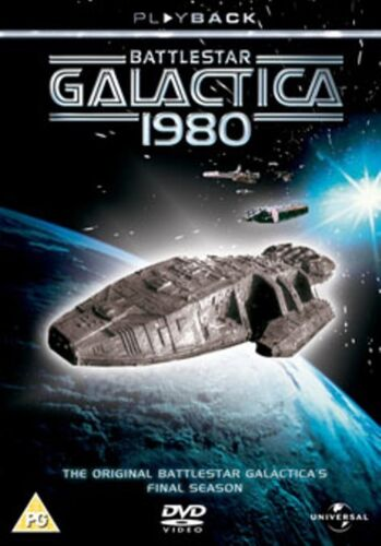 Battlestar Galactica 1980 Complete Series New DVD Region 4