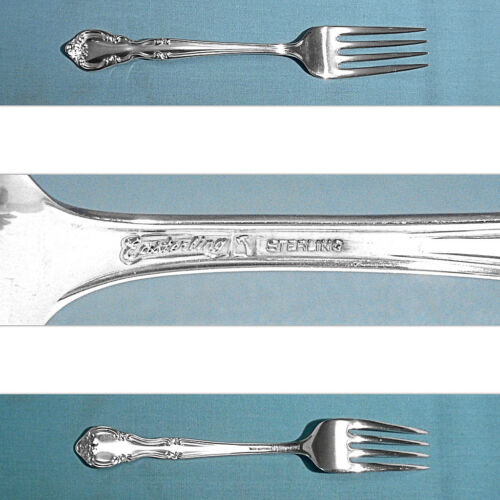 EASTERLING STERLING SALAD FORK(S) ~ AMERICAN CLASSIC ~ NO MONO