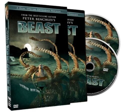 The Beast (Peter Benchley Two-Disc Special Extended Version) Region 4 DVD New
