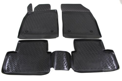 Tappeti Tappetini in gomma per Opel Astra J IV Sports Tourer SW 2009-2015