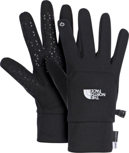 NEW! The North Face ETIP Unisex Running Gloves Color Black Size X-Large