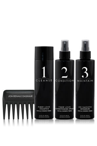 Jon Renau Wig Care Kit  For Synthetic Wigs