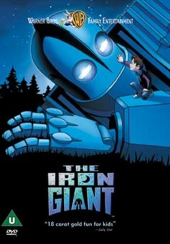 The Iron Giant (Jennifer Aniston) New DVD