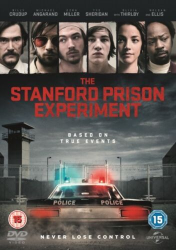 The Stanford Prison Experiment Region 4 DVD New