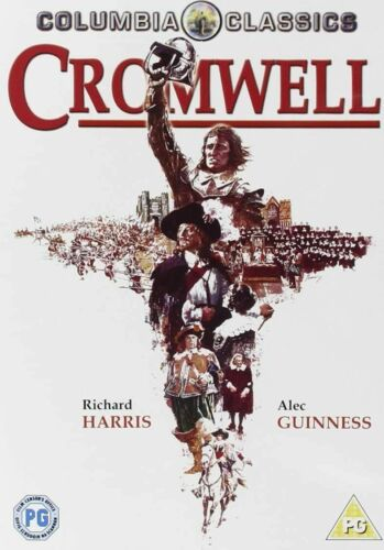 Cromwell (Richard Harris, Alec Guinness) Oliver Region 4 DVD New In Stock