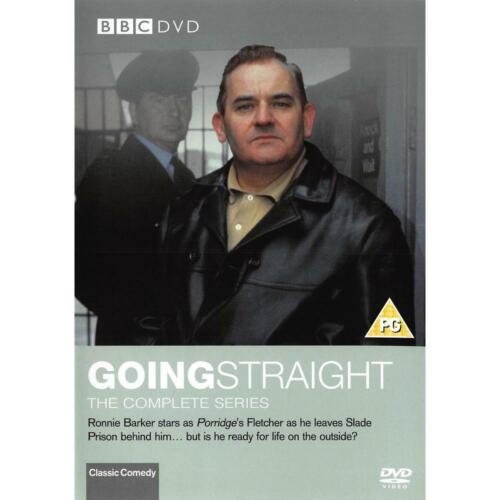Going Straight The Complete TV Series Ronnie Barker Region 4