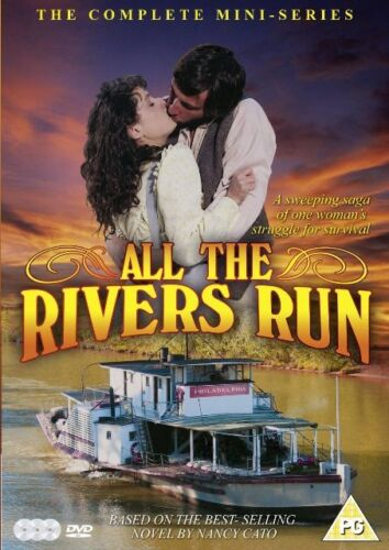 All the Rivers Run The Complete Mini-Series Season  Series Region 4 BRAND NEW
