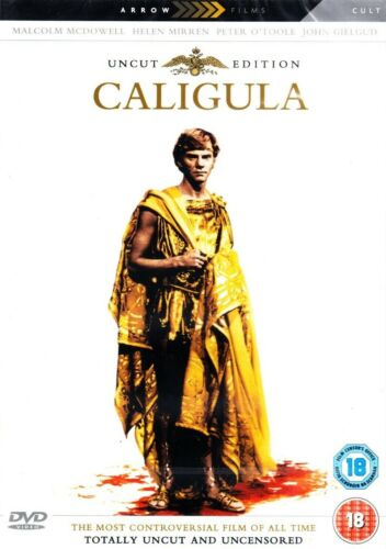 Caligula Uncut Edition (Tinto Brass) New DVD Region 4
