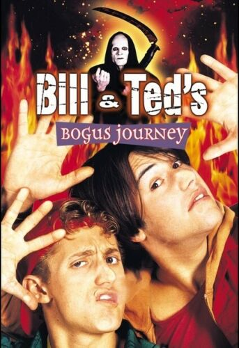 Bill And Ted's Bogus Journey DVD R4 Bill and Teds IN STOCK NOW