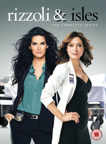 Rizzoli and Isles Season 1 2 3 4 5 6 7 & New DVD Box Set The Complete collection