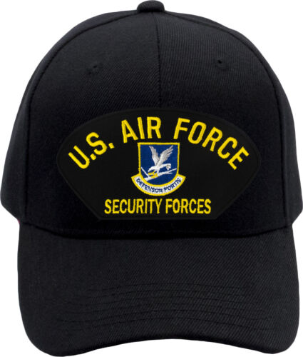 US Air Force Security Forces Hat BRAND NEW (0005) Ballcap Cap FREE SHIP! 69108Army - 66529