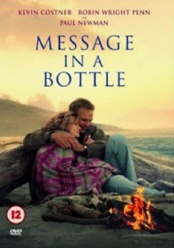 Message in a Bottle (Kevin Costner, Robin Wright Penn) New Region 4 DVD