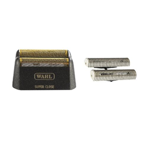 Wahl 5 Star Shaver Gold Replacement Foil & Cutter Bar Assemply Super Close