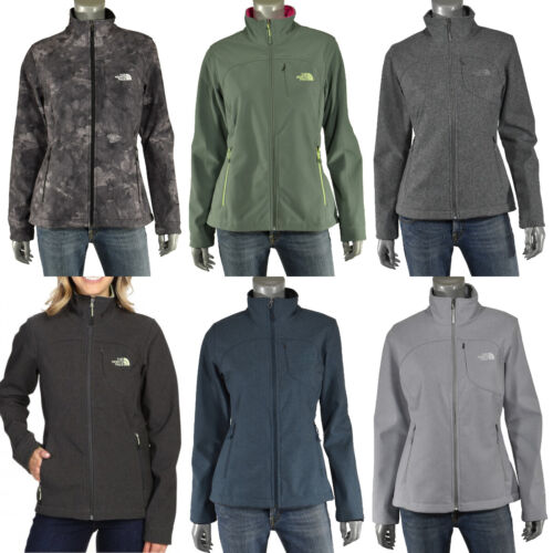 Donna North Face Apice Bionico Giacca in Softshell Giacca Nuovo