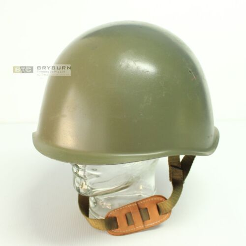 Original Russian Style Czech Combat Helmet with LinerOther Eras, Wars - 135
