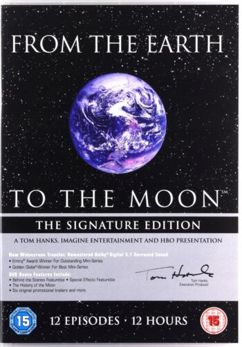 From the Earth to the Moon (Tom Hanks, Sally Field) New Region 4 DVD Box Set