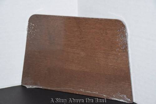 Longaberger Sort & Store SMALL Rectangle Divider in Rich Brown #5062333 NEW