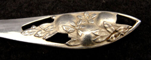 Sterling Souvenir Spoon-New Orleans, Louisiana, 1950's