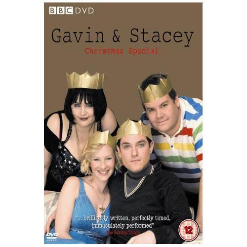 Gavin And Stacey - Christmas Special New DVD R4