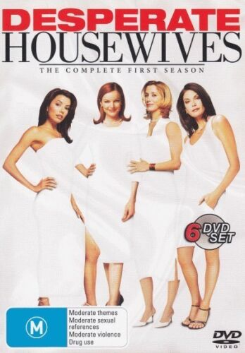 Desperate Housewives: Season 1 = NEW DVD R4