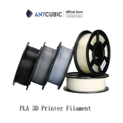 Anycubic 3D Printer Filament 1kg(2.2 lbs) 1.75mm Multi-color Material 1*Spool US