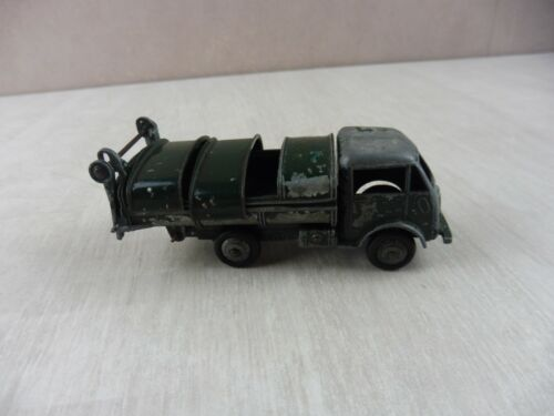 Ancien camion poubelle, Ford, Dinky Toys Meccano