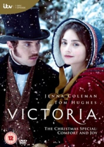 Victoria The Christmas Special Comfort and Joy (Michael Baral) & Region 4 DVD