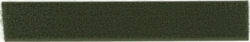 """1"""" x 6"""" Dark Green Name Tape Loop Side VELCRO® BRAND Fastener Compatible PatchArmy - 48824"""